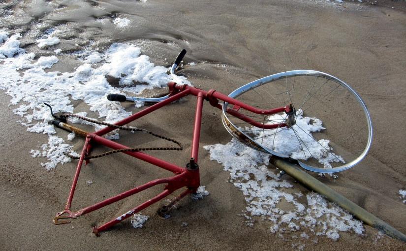 Stinné stránky cyklistiky: Nehody bez pojištění stojí hodně peněz