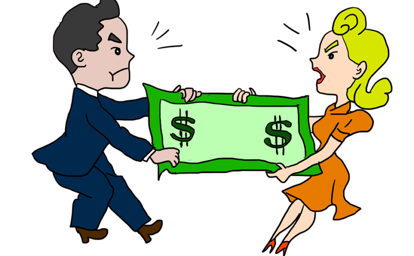 Najít si bohatého ženicha už se nevyplácí aneb cesta do hlubin partnerských financí